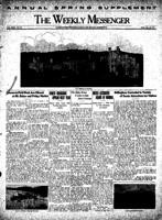 Weekly Messenger - 1927 May 20 Supplement