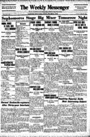 Weekly Messenger - 1925 January 23