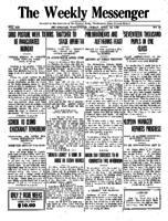 Weekly Messenger - 1920 April 16