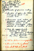 AS Board Minutes 1940-10