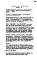 WWU Board minutes 1958 October