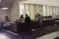 1965 Library: Circulation Desk