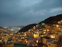 Gamcheon Culture Village - Gamcheon Village, South Korea