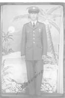 Unidentified man in uniform