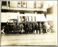 Pride Cannery Crew, July 4, 1918, State Street