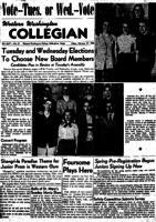 Western Washington Collegian - 1950 February 24