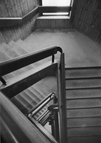 1974 Environmental Studies Building: Stairwell