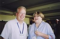 2007 Reunion--Bill Palmer and Kaye Palmer