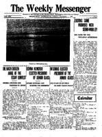 Weekly Messenger - 1921 October 14