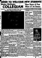 Western Washington Collegian - 1949 September 23