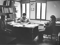 1970 Miller Hall: Interior
