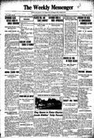 Weekly Messenger - 1925 May 22