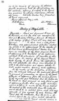 WWU Board minutes 1896 May