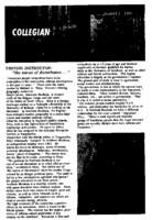 Collegian - 1960 August 5