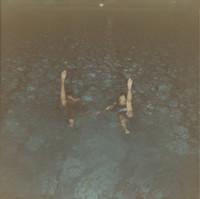 Blue Barnacles Swim Club, Two Members of the Blue Barnacles Swim Club Performing