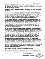 AS Board Minutes 1956-06-04