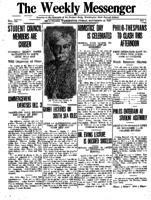 Weekly Messenger - 1920 November 12
