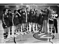 1972 Basketball Team
