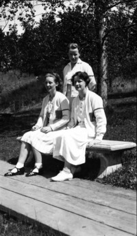 1935 Sweater Girls