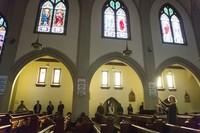WWu Choir rehearsal