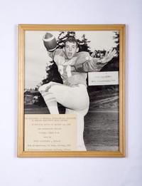 Football Jersey: #21 jersey, Steve Richardson, 1967