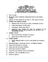 WWU Board minutes 1987 April