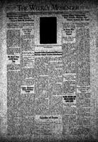 Weekly Messenger - 1927 July 22