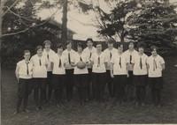 1928 Freshman Volleyball Team
