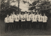 1928 Freshman Volleyball Team