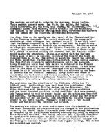AS Board Minutes 1956-02-20