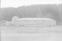 1943 Campus School Building Southwest Facade