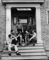 1945 The Saint Bernards!