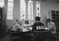 1993 Library: Reference Room