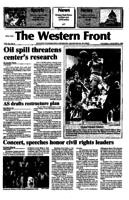 Western Front - 1988 February 9