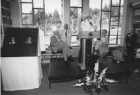 1993 Washington State Archives Building: Dedication