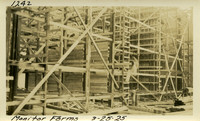 Lower Baker River dam construction 1925-08-25 Monitor Forms