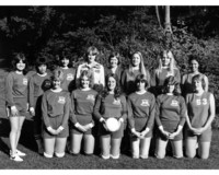 1976 Volleyball Team