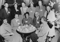 1955 Homecoming: Coffee Hour