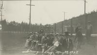 1927 Campus Day: Spectators