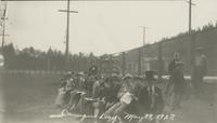 1927 Campus Day: Spectators