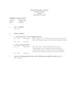 WWU Board of Trustees Agenda Packet: 2012-02-09