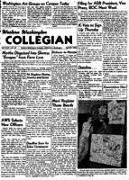 Western Washington Collegian - 1953 April 24