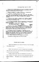WWU Board minutes 1909 April