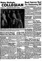 Western Washington Collegian - 1954 October 15