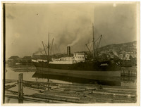 The Pacific American Fisheries steel steamship