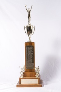 General Trophy: Whatcom County Sportsperson of the Year, 1951/1989
