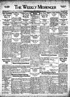 Weekly Messenger - 1927 March 4