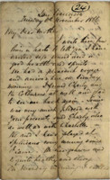 1866-11-06 Letter from M.L. Stangroom to his mother