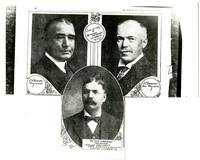 Executives of Bloedel-Donovan Lumber Mill: J.H. Bloedel, Peter Larson, J.J. Donovan (copies from book)
