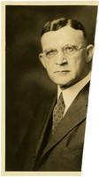 Studio portrait of Dr. E.T. Mathes